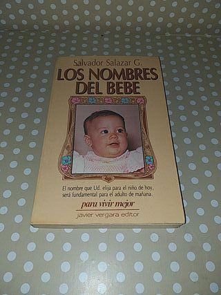 Libro Nombres Bebé :)