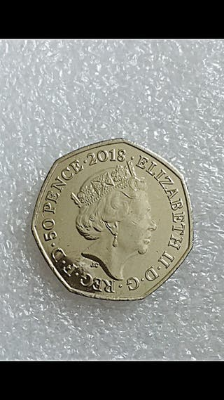 50p coin representation of the people act .