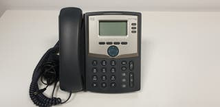 TELEFONO VOZ IP CISCO PHONE SPA 303