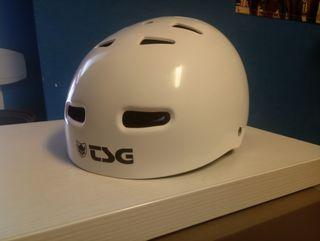 Casco Tsg (skate, BMX, patinete,...)