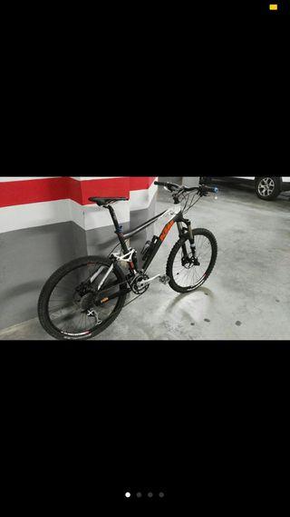 Bicicleta KTM LICAN 2.0 aluminio