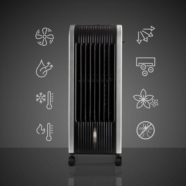 Aire Acondicionado Ventilador Portátil Calefactor