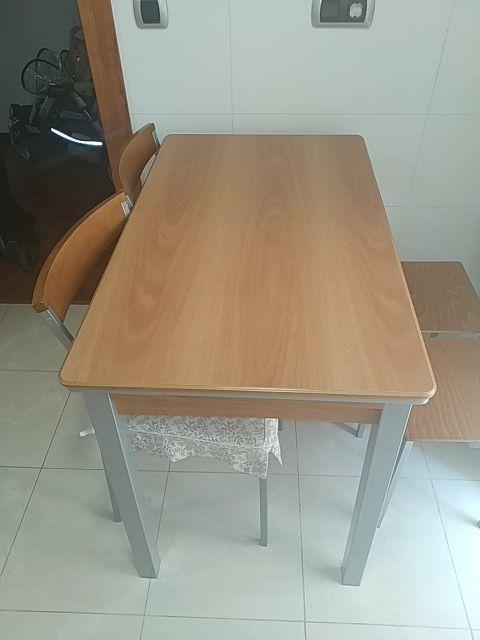 Conjunto de mesa de cocina Cancio. de segunda mano por 180 ...