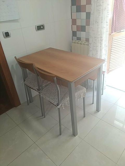 Conjunto de mesa de cocina Cancio. de segunda mano por 180 € en ...