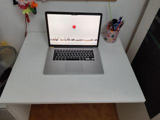 Mesa abatible Ikea blanca