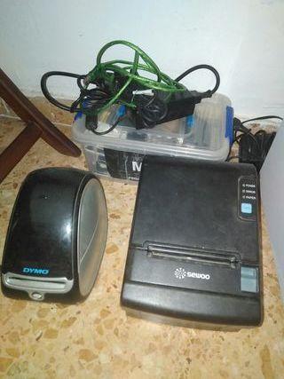 impresora dymo labelwriter 400