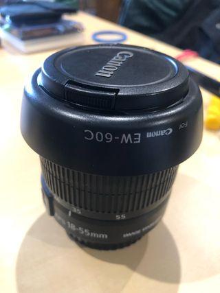 Canon 18-55 EFS