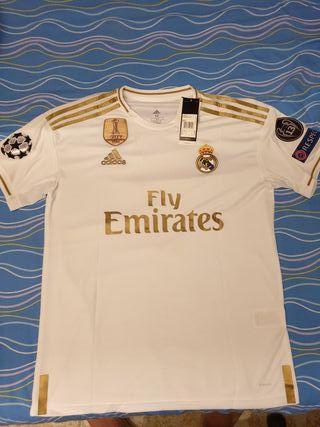 Camiseta Real Madrid 19-20