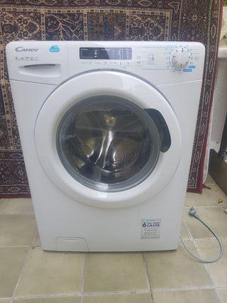 washing machine / lavadora