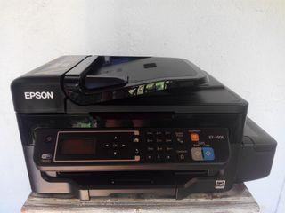 Impresora EcoTank ET-4500 (ganga!)
