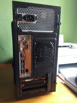 Ordenador Gaming PC i5-6500 RX460 8gb