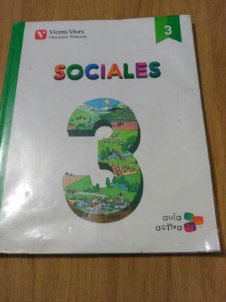 Libro sociales 3° primaria