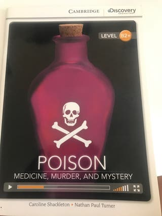 Poison. Cambridge university press