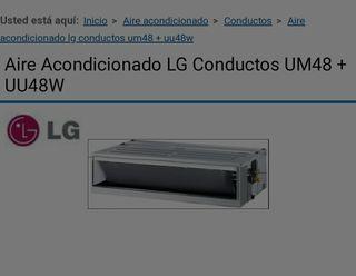 UU48W+UM48 aire conductos