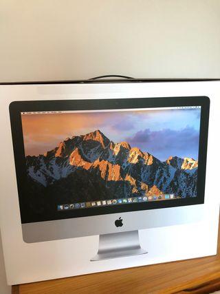 "iMac Apple 21,5"" Pantalla 4k Sin Uso"