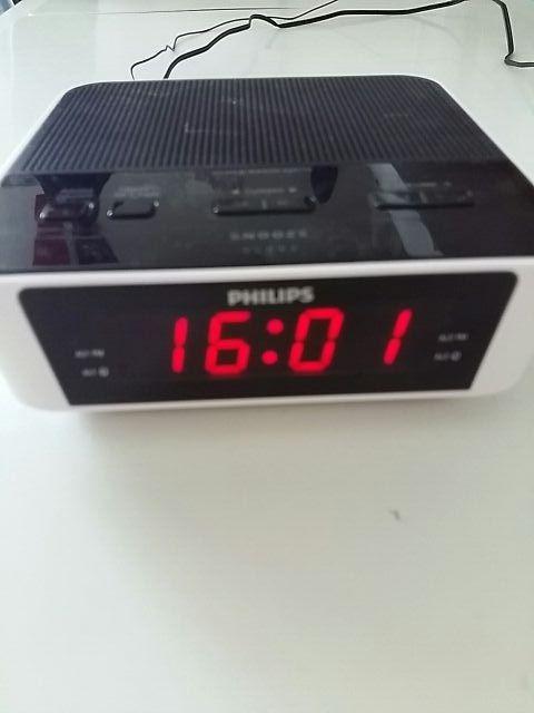 Reloj/Despertador/Radio. Clock radio Aj3115