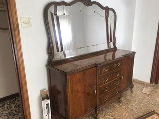 Mueble aparador con espejo porte gratis