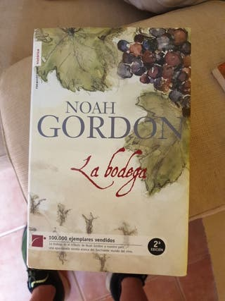 """LIBRO """"LA BODEGA"""" de Noah Norton"""