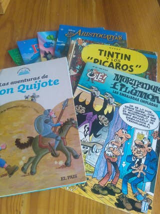 tebeos y comics didáctico