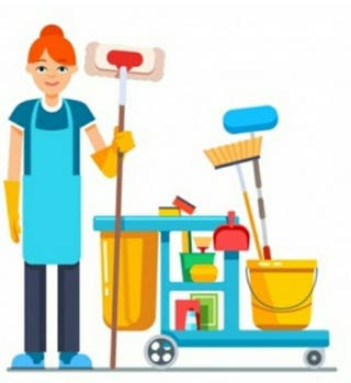 señora de limpieza busco trabajo
