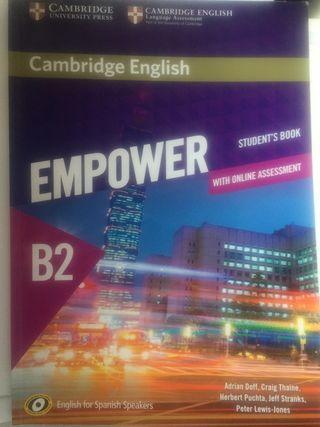 Cambrige english B2