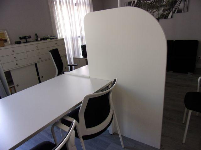 Separadores mesas oficina de segunda mano por 30 € en ...