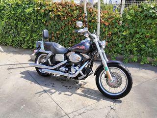 Harley Davidsob Dyna.