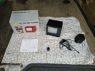 Mini Televisión Vintage