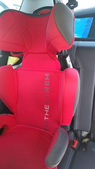 silla para coche isofix