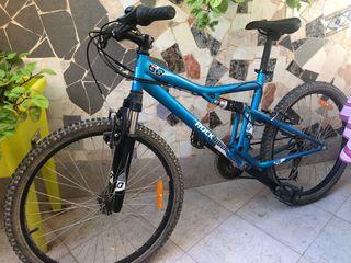 Bicicleta de montaña rockrider junior