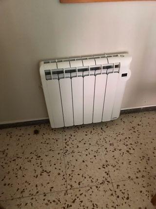 Radiador eléctrico bajo consumo nuevo se puso una