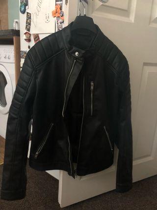Black jacket men