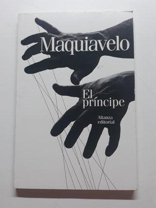 EL PRÍNCIPE (Maquiavelo)
