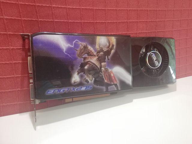 Nvidia GTX 275 ASUS 896 MB