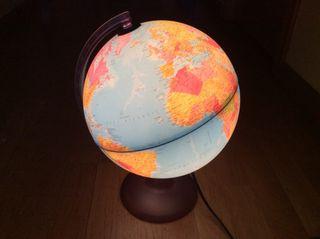 Globo del Terraqueo/Bola del Mundo
