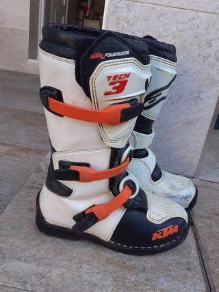botas moto cross KTM
