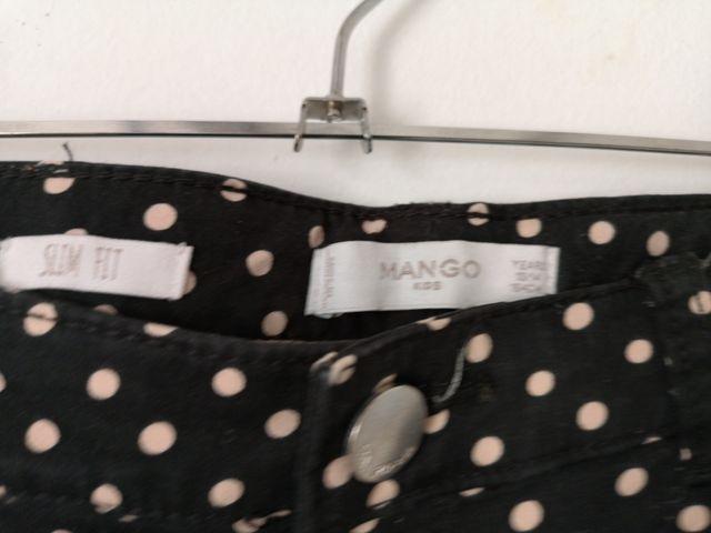 Pantalones MANGO