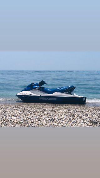 Seadoo gtx 155 4 tiempos moto de agua