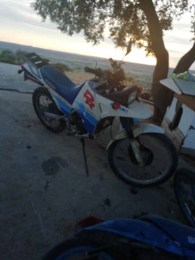Suzuki DR BIG 50cc