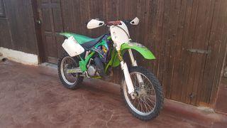Kawasaki KX 125 2t