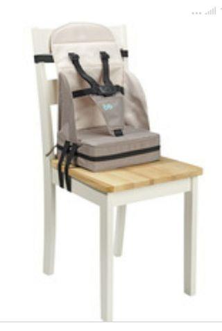 asiento trona bebé portátil