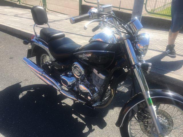 Daelim Daystar Classic 125cc