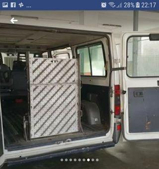 se vende rampa plegable transporte minusvalidos