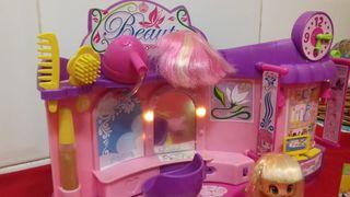 Centro de belleza Spa Pinypon. Nuevo 59,90€