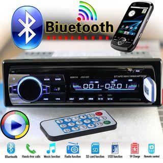 Autoradio Bluetooth Manos Libres Nueva a Estrenar
