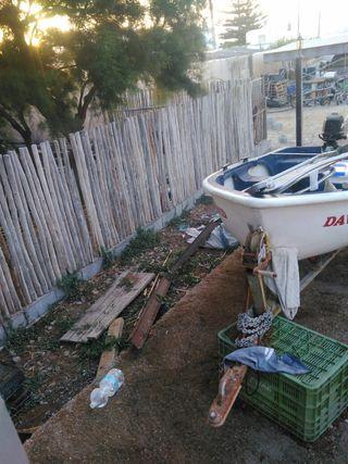 Náutica: Vendo bote 3 m