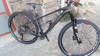 bicicleta carbono , 27,5