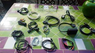 Cables tele audio video pc
