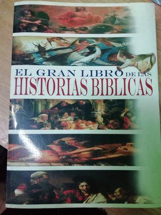 El gran libro de las Historias Biblicas