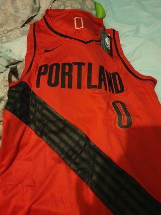 Camiseta NBA Portland